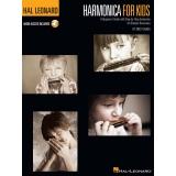 Hal Leonard Harmonica for Kids (with Audio Access)