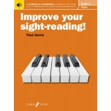 Improve Your Sight-Reading! Piano Grade 3 (with Online Audio)