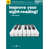 Improve Your Sight-Reading! Piano Grade 6 (with Online Audio)