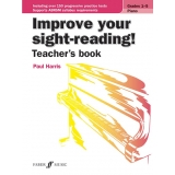 Improve Your Sight-Reading! Piano Grades 1-5 Teacher's book