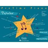 PreTime Piano Popular Primer Level