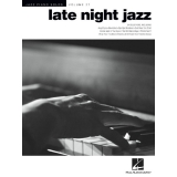 Late Night Jazz (Jazz Piano Solos) Volume 27