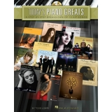 Today's Piano Greats - A Step-by-Step Breakdown of 13 Hit Songs (with CD)