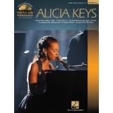 Alicia Keys - Piano Play-Along Volume 117 (Piano/Vocal/Guitar with CD)