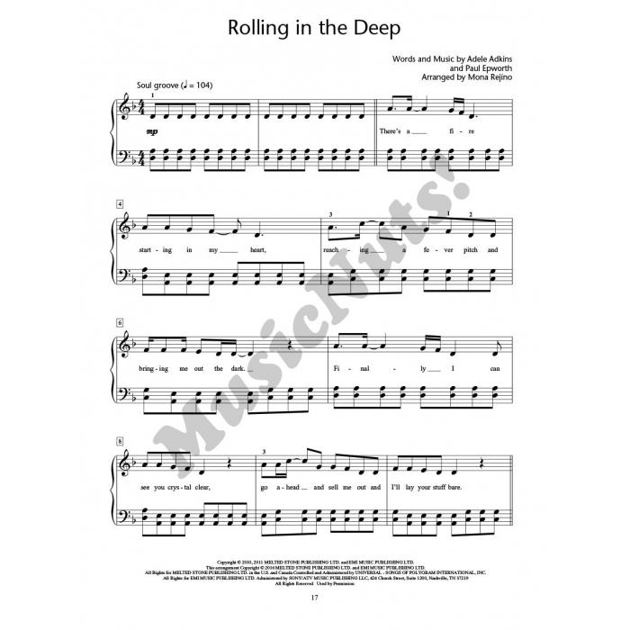 Intermediate Piano Solos (Popular Songs Hal Leonard Student Piano ...