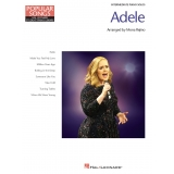 Adele - Intermediate Piano Solos (Popular Songs Hal Leonard Student Piano Library)