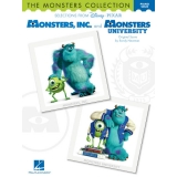 Monsters, Inc. and Monsters University - The Monsters Collection (Piano Solo)