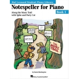 Hal Leonard Student Piano Library Notespeller for Piano Book 1