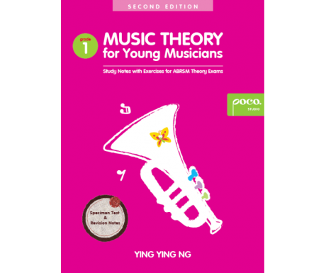 Music Theory for Young Musicians Grade 1 (Second Edition)