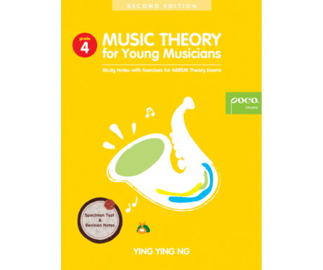 Music Theory for Young Musicians Grade 4 (Second Edition)