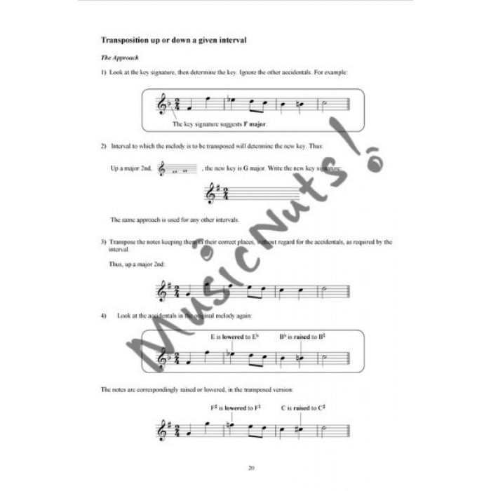 PRACTICE IN MUSIC THEORY Grade 4 KOH Revised