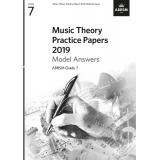 Music Theory Practice Papers 2019 Model Answers ABRSM Grade 7