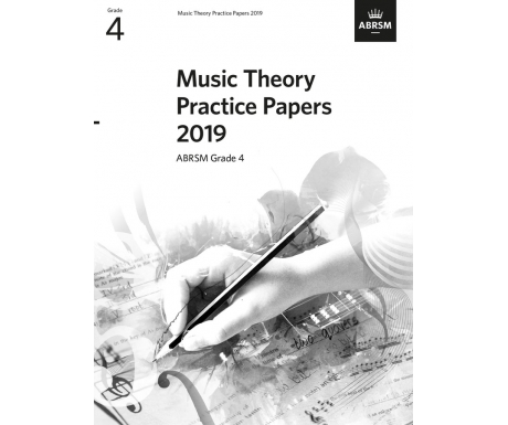 Music Theory Practice Papers 2019 ABRSM Grade 4