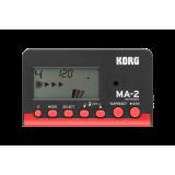 KORG Metronome MA-2 (Black and Red)