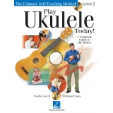 Play Ukulele Today! Level 2 (with Audio Access)