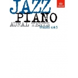 Jazz Piano Aural Tests Grades 4-5