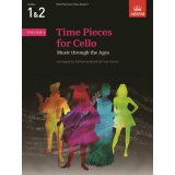 Time Pieces for Cello, Volume 1 (Grades 1 & 2)