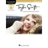 Taylor Swift - Cello Play-Along (with CD)