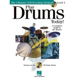 Play Drums Today! Level 1 - A Complete Guide to the Basics (with CD)