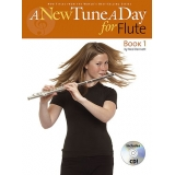 A New Tune a Day for Flute Book 1 (with CD)