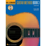 Hal Leonard Guitar Method: Book 3 (with CD)