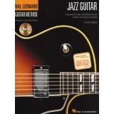 Hal Leonard Guitar Method: Jazz Guitar (with CD)