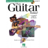 Play Guitar Today! Level 1 - A Complete Guide to the Basics (with CD)