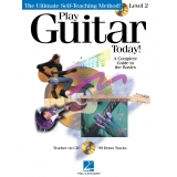 Play Guitar Today! Level 2 - A Complete Guide to the Basics (with CD)