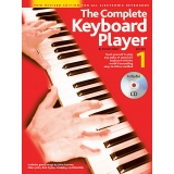 The Complete Keyboard Player Book 1 (with CD)