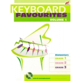 Keyboard Favourites Volume 1 (Elementary Grades 1-3 with CD)