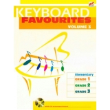 Keyboard Favourites Volume 3 (Elementary Grades 1-3 with CD)