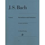 J. S. Bach: Inventionen und Sinfonien (Inventions and Sinfonias)