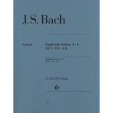 J. S. Bach: Englische Suiten 4-6 BWV 809-811 (English Suites 4-6 BWV 809-811)