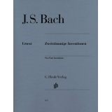 J. S. Bach: Zweistimmige Inventionen (Two Part Inventions)
