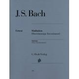 J. S. Bach: Sinfonien (Dreistimmige Inventionen) (Sinfonias (Three Part Inventions))