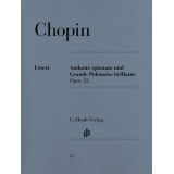 Chopin: Andante spianato und Grande Polonaise brillante Opus 22