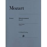 Mozart: Klaviersonaten Band I (Piano Sonatas Volume I)