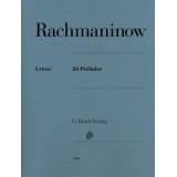 Rachmaninow: 24 Préludes