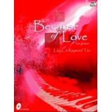 Because of Love for Piano (Red Book Grades 0-2) (with CD)
