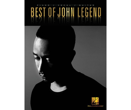 Best of John Legend (Piano/Vocal/Guitar)