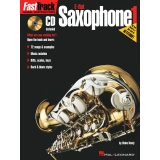 FastTrack Music Instruction E-flat Saxophone 1 (with CD)