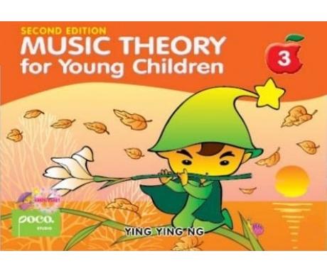 Music Theory for Young Children 3 (Second Edition)