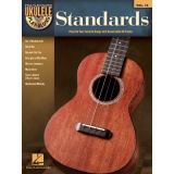 Standards - Ukulele Play-Along Vol. 16 (with CD)