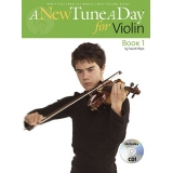 A New Tune a Day for Violin Book 1 (with eBook, Audio, Video and Assessment App)