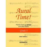 Aural Time! Grade 3 - Practice Tests for ABRSM and Other Exams