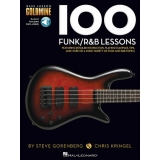 Bass Lesson Goldmine: 100 Funk/R&B Lessons (with Audio Access)