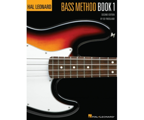 Hal Leonard Bass Method: Book 1
