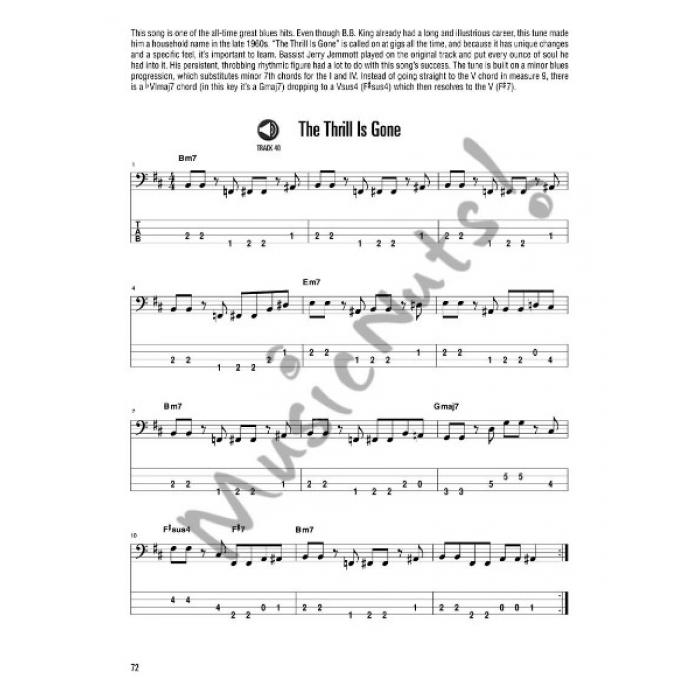 Thrill Is Gone Guitar Chords Gallery Basic Guitar Chords Finger