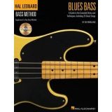 Hal Leonard Bass Method: Blues Bass (with CD)