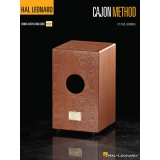 Hal Leonard Cajon Method (with Video Access)